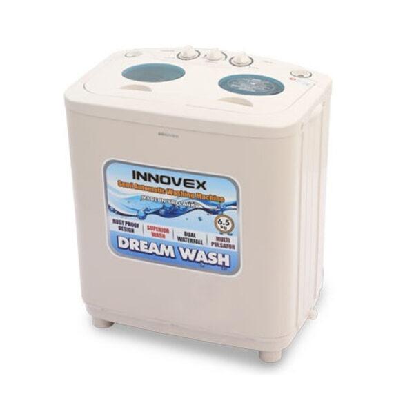 Innovex 6.5kg Semi Automatic Washing Machine