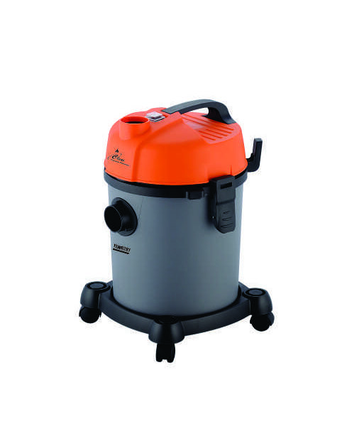 Clear 18L Wet And Dry Vacuum Cleaner